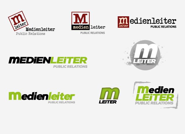 Logo-Design Varianten