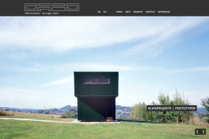 Webdesign & Grafik - Beispiel: GRID Architektur